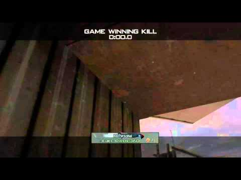 MW3 GWK | THEDIFFE's Top 5 - TK Final Cams | Ep 4