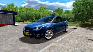 Ford Focus SVT City Car Driving 1.3.3 +Download (Sport Driving)