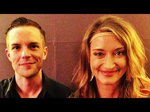 Isle Of Wight Festival 2013: Brandon Flowers From The Killers Interview (audio Only) video