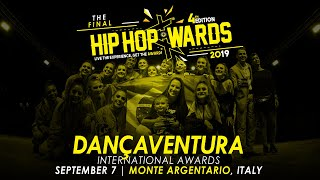 [GUEST] DANÇAVENTURA (BRA) | Hip Hop Awards 2019 The Final