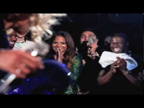 Kevin Hart flips out infront of Beyonce at Concert