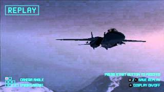 ACE COMBAT X Mission 11B In Pursuit Ⅱ Sランクプレイ