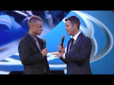 Lleyton Hewitt - Newcombe Medal 2014 highlights