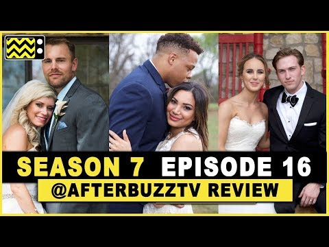 Married at First Sight Season 7 Episode 16 Review & After Show