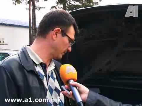HIBRIDNA KOLA NAFTA+HHO(HYBRID CAR ON HHO) IN MACEDONIA.flv