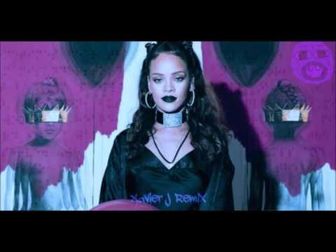Rihanna x Drake - Work (Slowed Down By Xavier J)