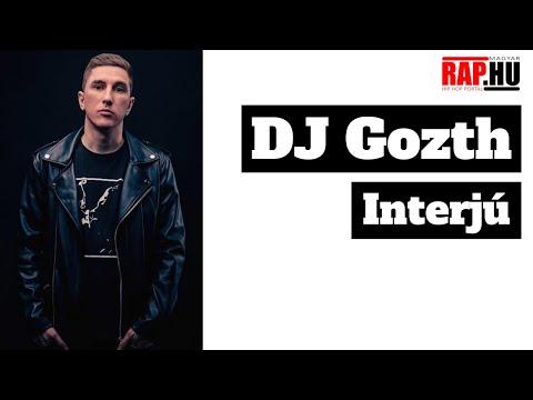 DJ Gozth interjú ❌ G-Eazy-vel történt nagy találkozás, magyar trap, Figura