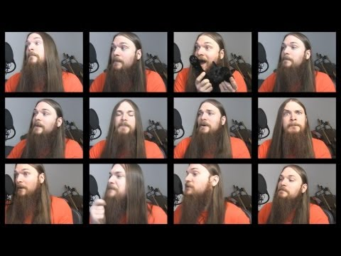 Castlevania - Bloody Tears Acapella