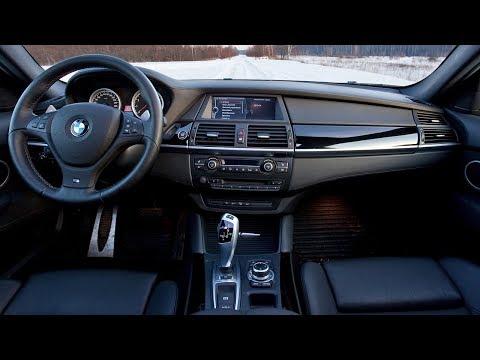 Обзор BMW X6 M — Интерьер