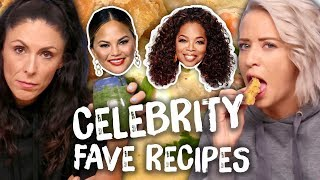 Trying the Best Celebrity Recipes - Taylor Swift, Chrissy Teigen, Oprah