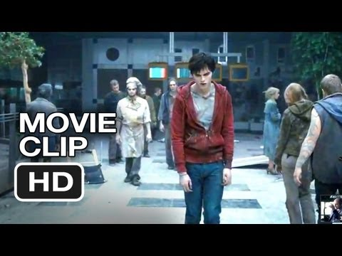 Warm Bodies Movie Intro - First 4 Minutes (2013) - Nicholas Hoult Movie HD