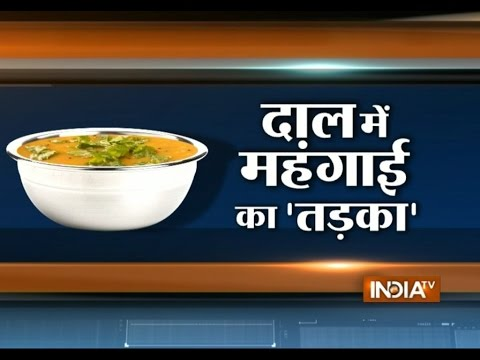 India TV special: Inflation acceleration on Pulse and other food supplies