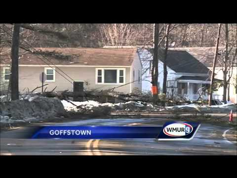 High winds lead to power outages