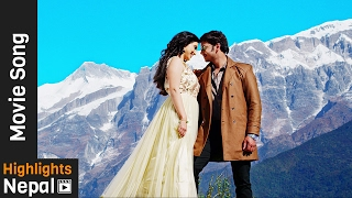 BABARI - New Nepali Movie ROMEO Song 2017 Ft. Hassan Raza Khan, Nisha Adhikari, Oshima Banu