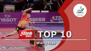 DHS Top 10 - Wang Hao
