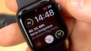 Apple Watch Series 4 (44mm) - Test Fazit nach 48h // DEUTSCH