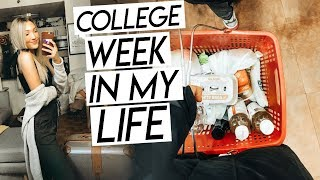 college week in my life nyc | getting back on track, interviews, exciting opportunities!