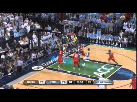 Harrison Barnes - 40 points vs. Clemson