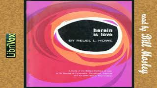 Herein is Love   Reuel Howe   *Non-fiction   Talking Book   English   2/3