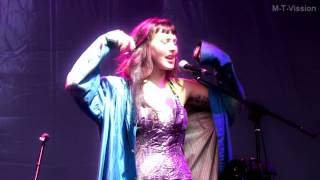 CocoRosie - Harmless Monster (Live in Moscow 28.07.13.)