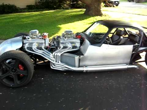 V16 hot rod? rat rod?  part 2