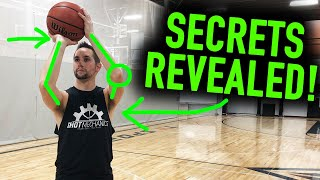The Shooting Secret Almost NOBODY Knows about | Basketball Shooting Mechanics