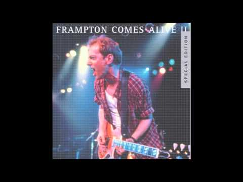 Peter Frampton - Almost Said Goodbye
