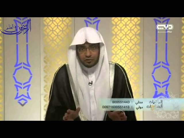 يكفيك من الخوف ما يمنعك أن تعصي الله - الشيخ صالح المغامسي