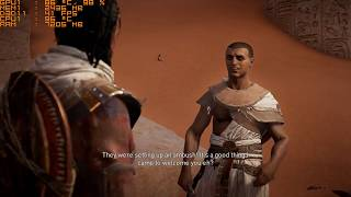HP Omen 15-CE054NA, Geforce 1050 Ti, i7-7700HQ Assassin's Creed  Origins Benchmark