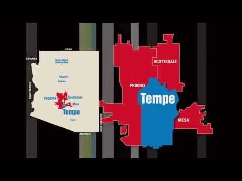 Stay at Tempe Hotels in Arizona, Presented by Tempe Tourism