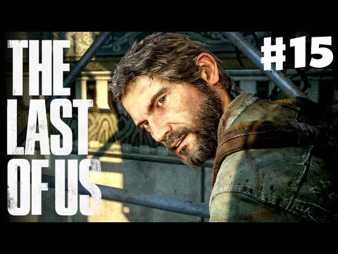 The Last of Us - Gameplay Walkthrough Part 15 - Bow and Arrows (PS3)