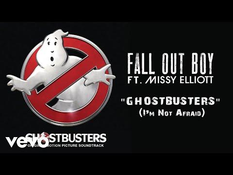 Fall Out Boy - Ghostbusters (I'm Not Afraid) (Audio) ft. Missy Elliott