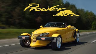 2002 Plymouth Prowler Review - Yuri and Jakub Go For a Drive