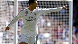 Real Madrid 9-1 Granada Goles Audio Cope 05/04/15 LIGA BBVA