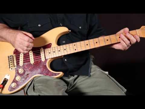 Stevie Ray Vaughan Inspired Guitar Lick - Guitar Lesson