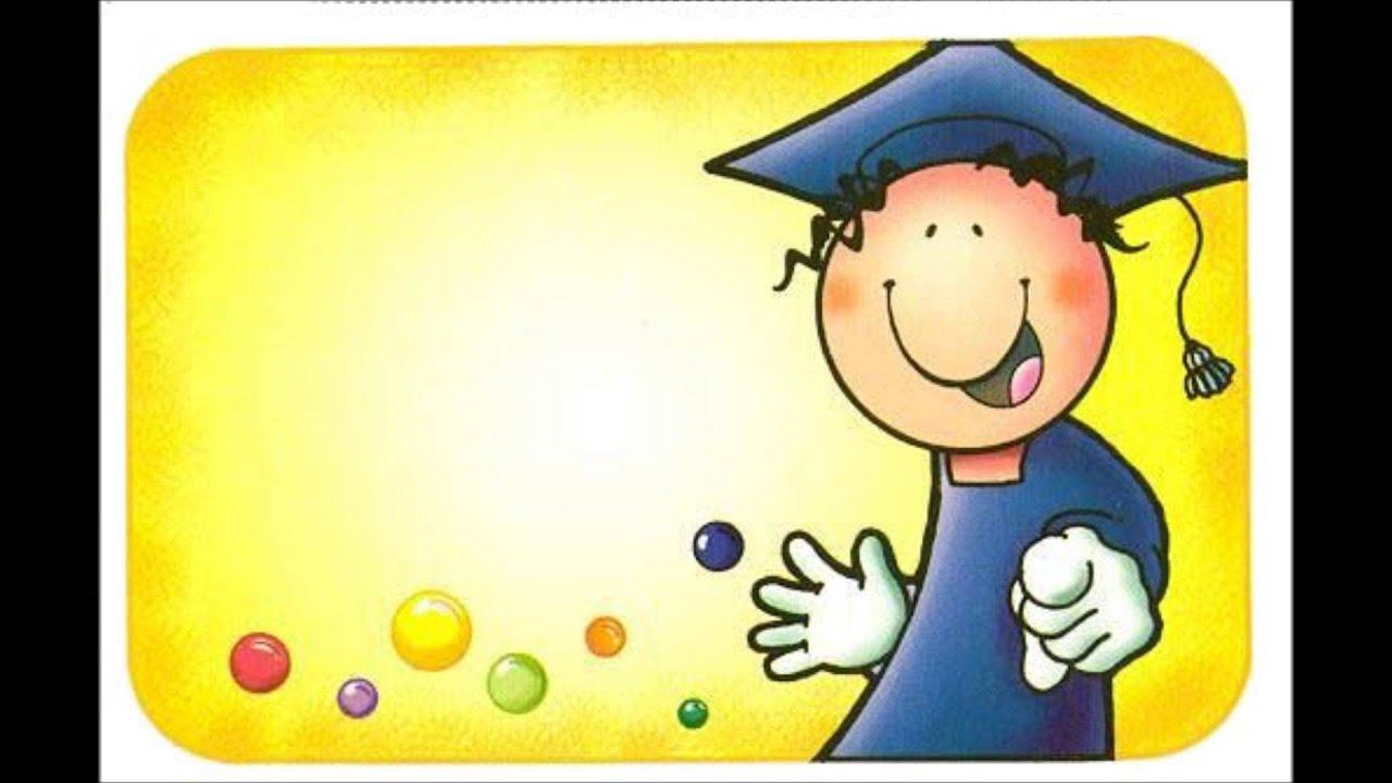 Cancion de graduaci n de preescolar youtube for Cancion adios jardin querido