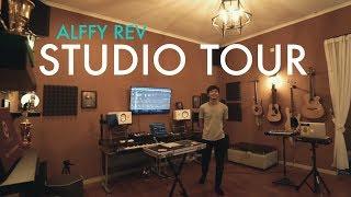 Alffy Rev STUDIO TOUR - One Man Band - One Take  !