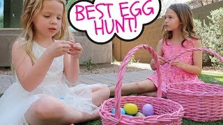 Egg Hunt | Morning Routine | Easter Fun !!!