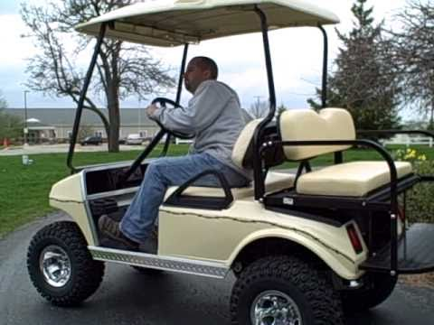 How to change oil on club car golf cart 10