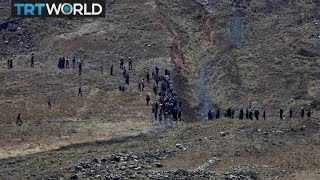 The War in Syria: People return home to Morek despite devastation