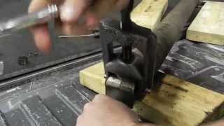 Service U-joints in minutes using the Tiger Tool 10105 U Joint Puller & 10202 Bearing Cup Installer