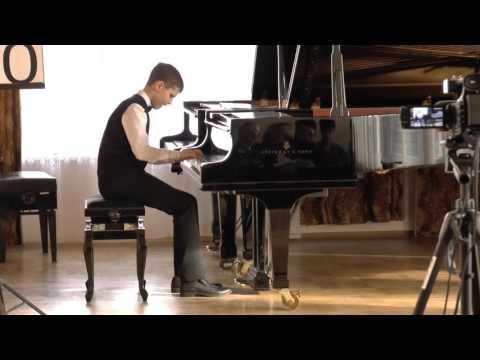 Бах Иоганн Себастьян - BWV 856 - Прелюдия №11 (фа мажор)
