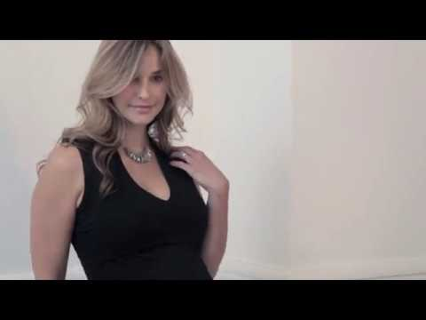 Troy Sexy Cut Nursing Top - Breastfeeding Tops - Queen Bee Maternity video