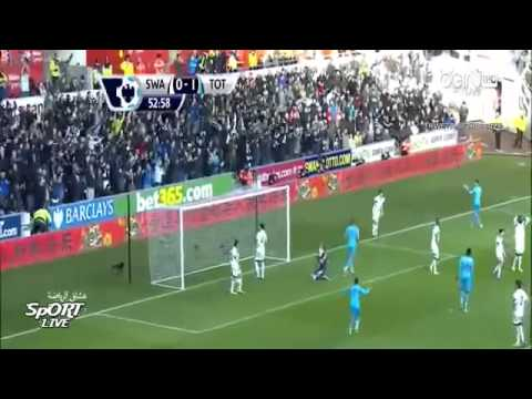 Swansea vs Tottenham 2014 1-3   19th January 2014   Premier League   Full Match Review