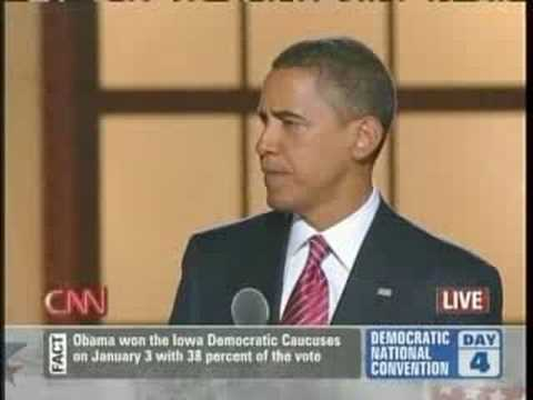 Barack Obama Disses McCain