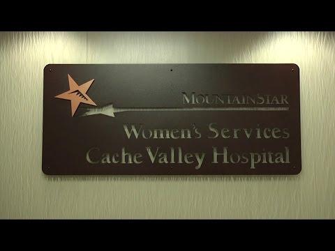 Cache Valley Hospital Women's Center tour - Maternity Care Logan Utah - MountainStar