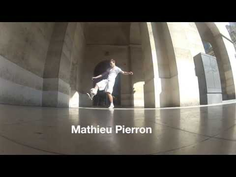 Qualif. Championnat de France de Freestyle Football 2013 - Mathieu Pierron @FrFreestyleBall - 8éme