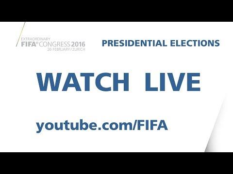 REPLAY: FIFA Presidential Election - FIFA Extraordinary Congress 2016