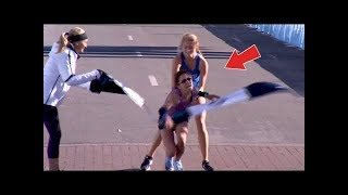 Teen Helps Collapsed Runner, But Wait Till You See What This Third Runner Did