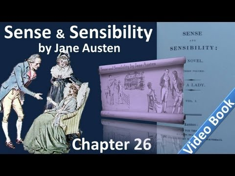 Chapter 26   Sense and Sensibility by Jane Austen